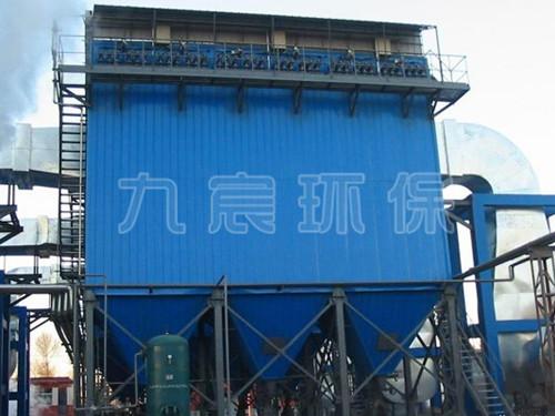 LFEF系列烘干机玻纤袋除尘器